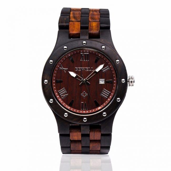 houten horloge plaatje